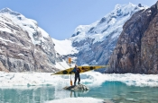 Will Copestake in Patagonia